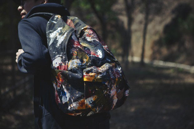 eastpak-splatter