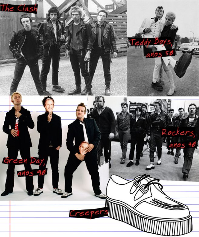 creepers-sapatos