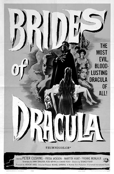 Brides-of-Dracula....1960